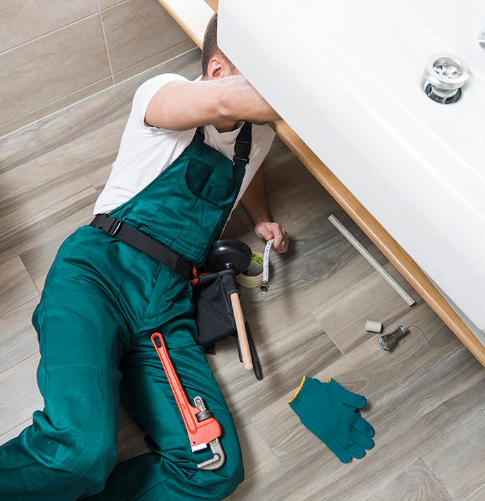 Plumbing Diagnosis, Inspection and Maintenance