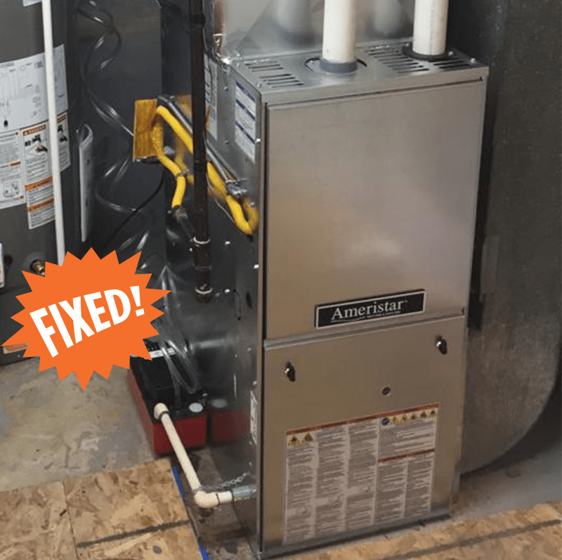 Heating System Problem Prevention - Boiler and Furnace