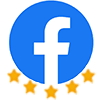 Facebook Logo for Review